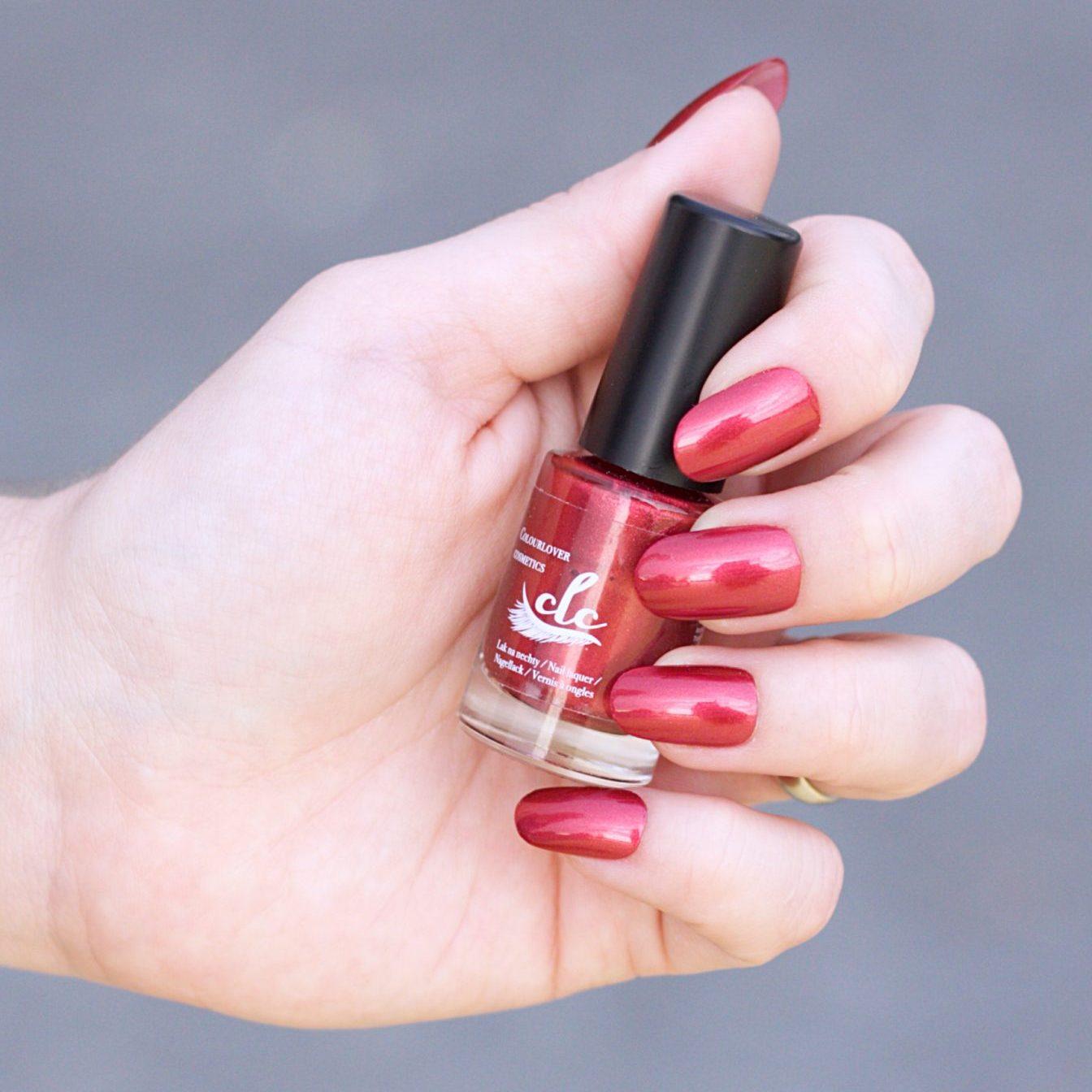Colour Lover Cosmetics Passionate